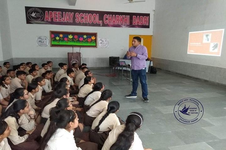 Apeejay School-Seminar