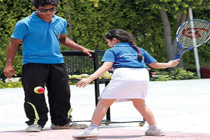 Apeejay Svran Global School-Sports