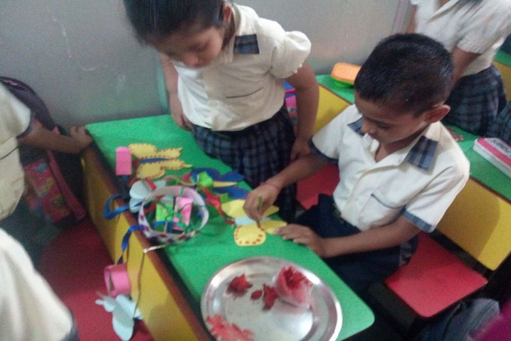 Apex Public School-Art and Craft