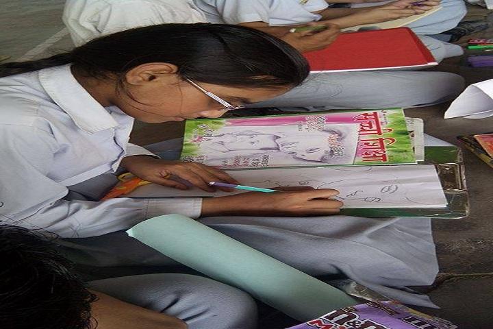 Apex Public School-Art