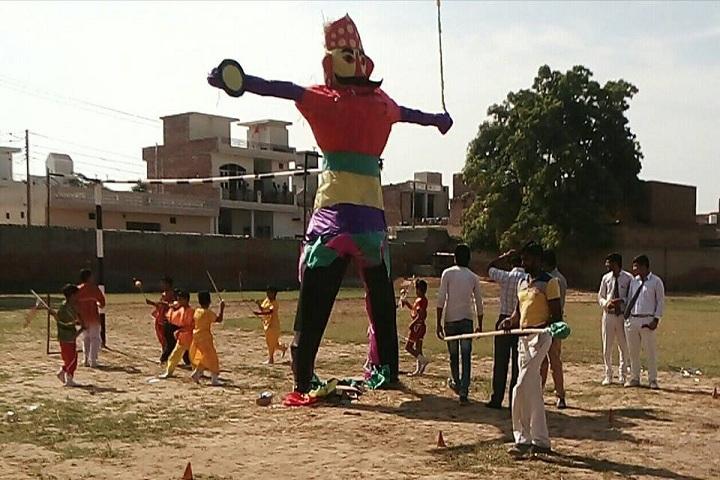 Apex Public School-Dussera Celebrations