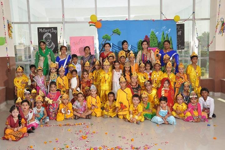 Apex Public School-Krishna Janmastami Celebrations