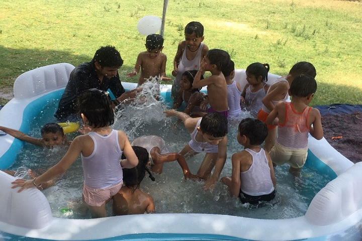 Apex Public School-Swimming Pool Activity