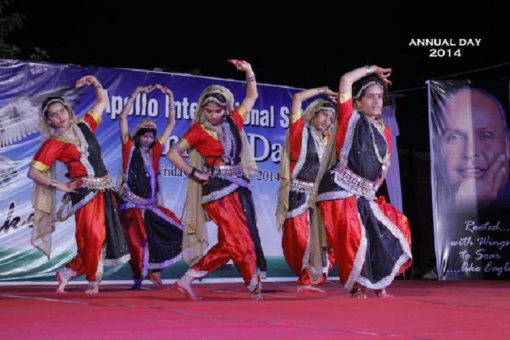 Apollo International School-Annual Day Clebrations