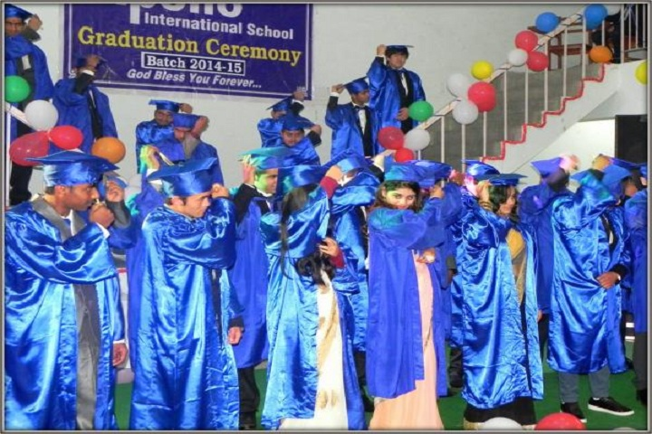Apollo International School-Graduation Day
