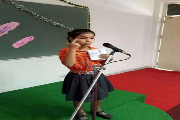 Apollo International School-Rhymes Recitation