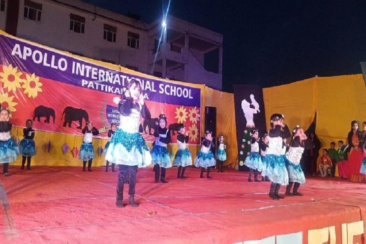 Apollo International School-Events