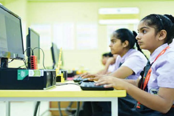 Apollo International School-IT Lab