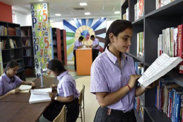 Apollo International School-Library