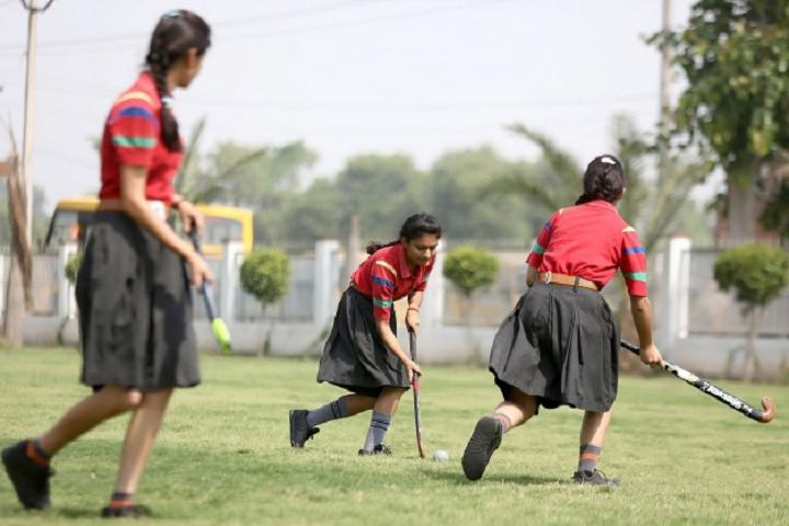 Apollo International School-Sports hocky