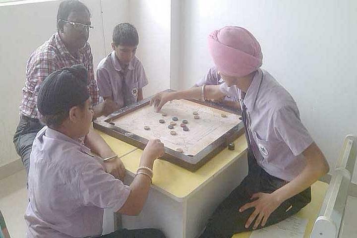 Apollo International School-Indoor Games