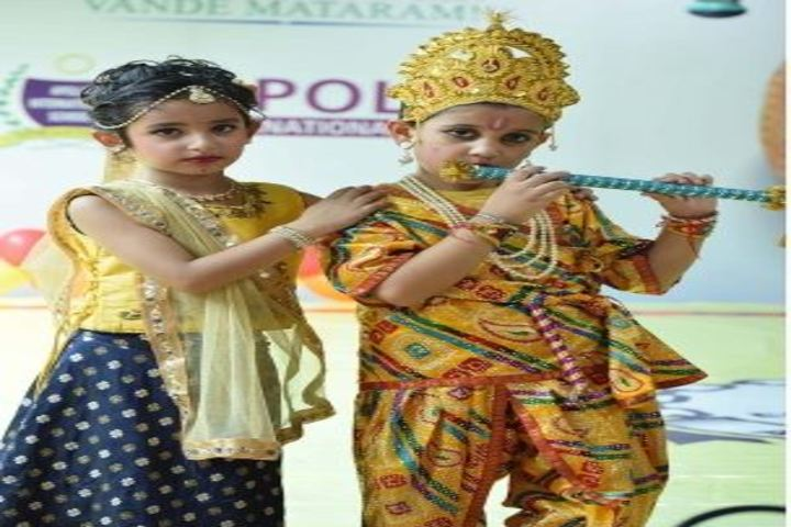 Apollo International School-Festival Celebrations