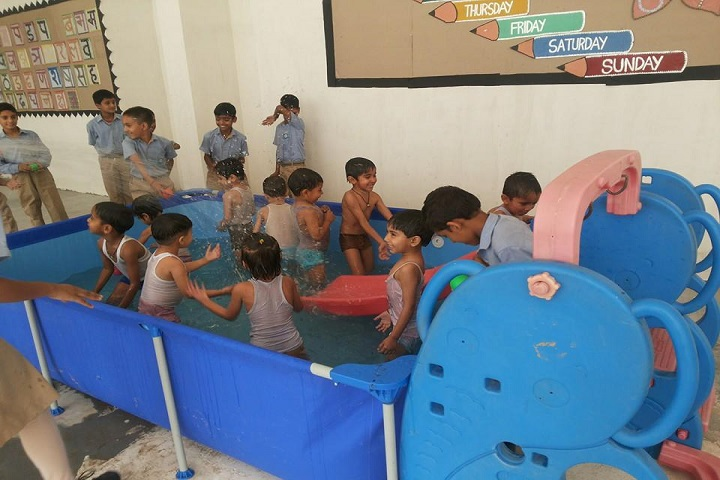 Aravali International School-Swimming