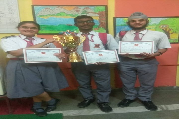 Army Public School-Achievements