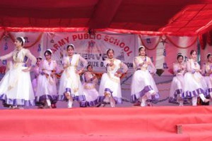 Army Public School-Cultural Program