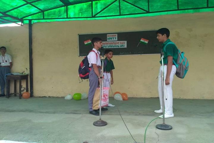 Army Public School-Drama