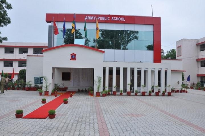 Army Public School-School View