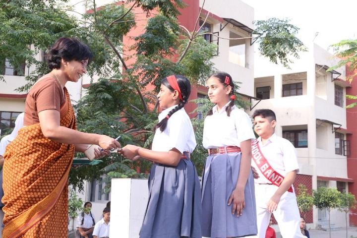 Army Public School-Prizes
