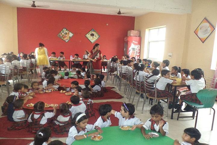 Arya Girls Public School-Cooking Classes
