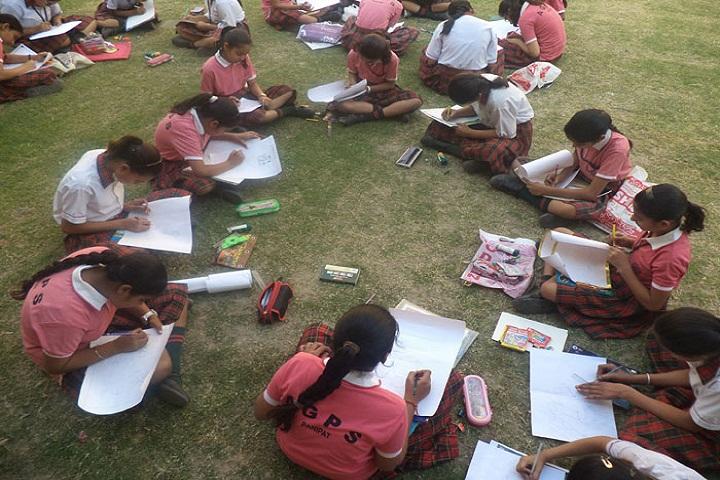 Arya Girls Public School-Study Hour