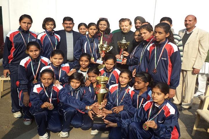 Arya Girls Public School-Achievements