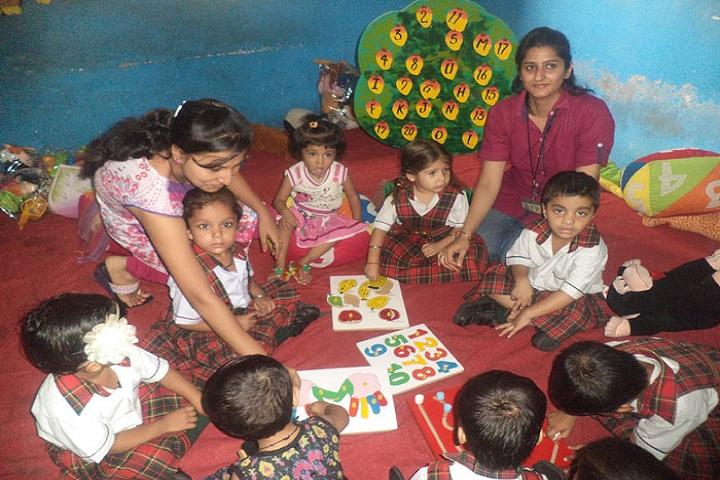 Arya Girls Public School-Activity