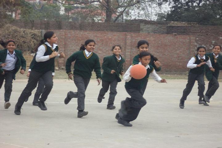 Arya Girls Public School-Sports