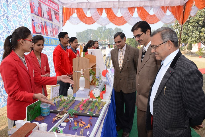 Arya Public School-Exhibition