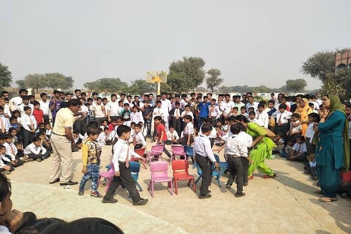 Arya Senior Secondary School-Sports Day