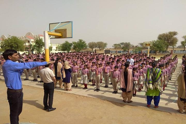 Arya Senior Secondary School-Prayer