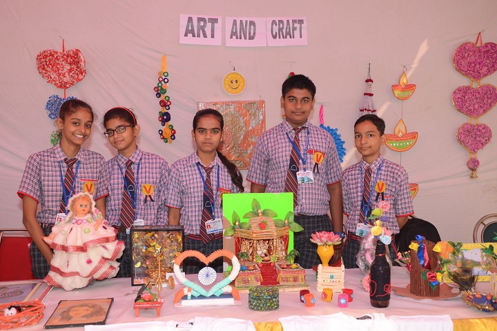 Arya Vidya Mandir Senior Secondary School-Art And Craft