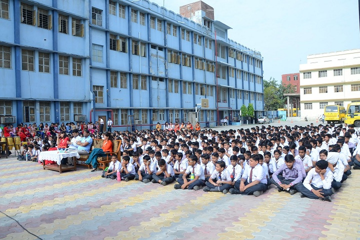 Arya Vidya Mandir Senior Secondary School-Students