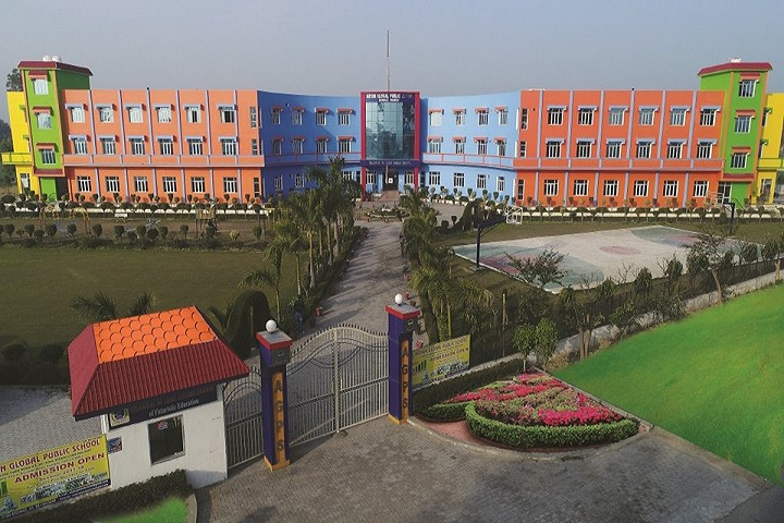 Aryan Global Public School-Campus View