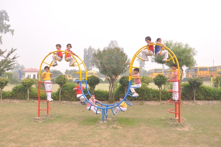 Aryan Global Public School-Play Area