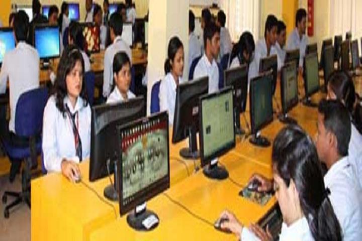Aryans Model Senior Secondary School-Computer Lab
