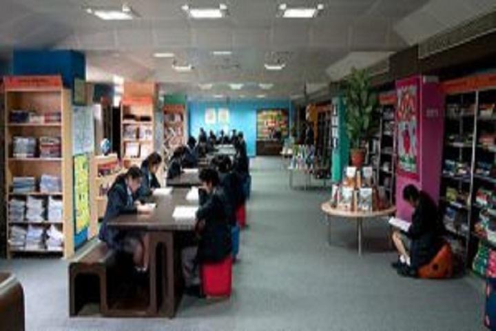 Aryans Model Senior Secondary School-Library