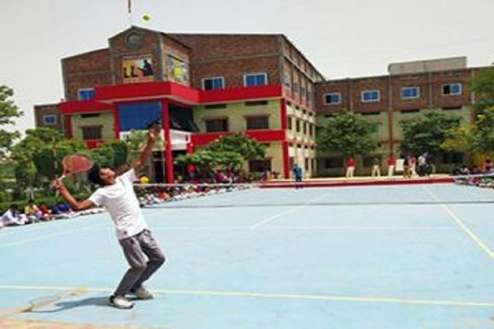 Aryans Model Senior Secondary School-Outdoor Games