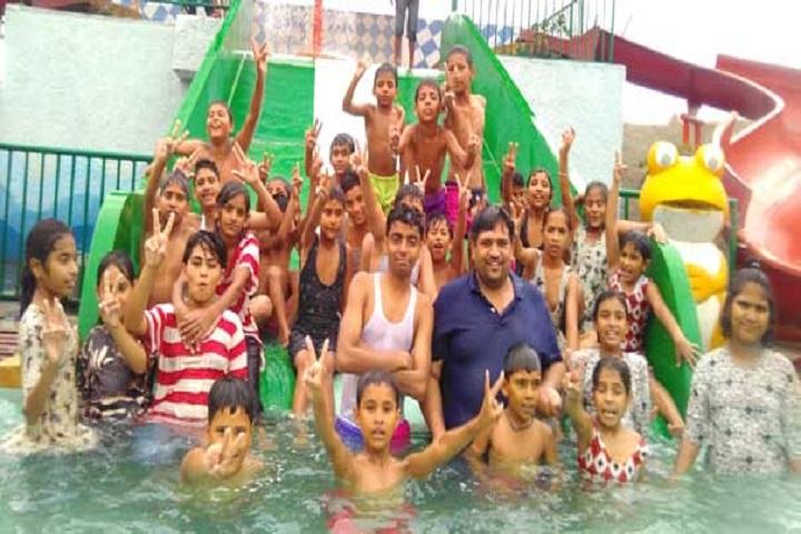 Aryans Model Senior Secondary School-Swimming Pool