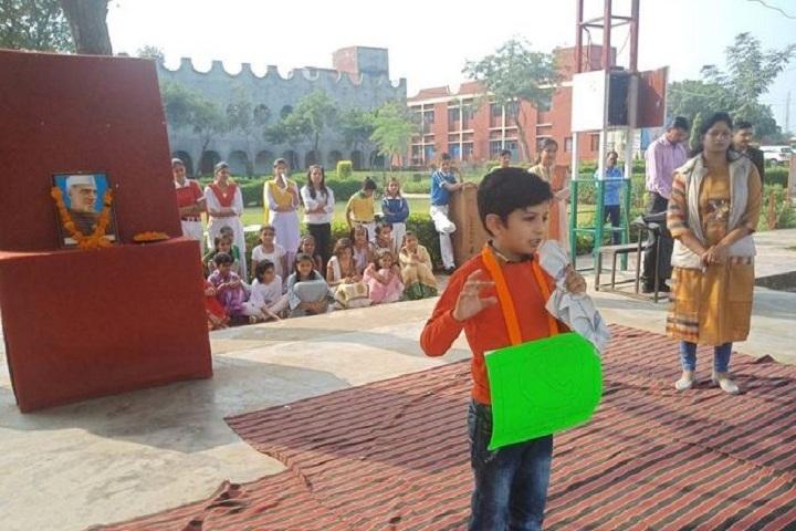 Aryavart High School-Childrens Day