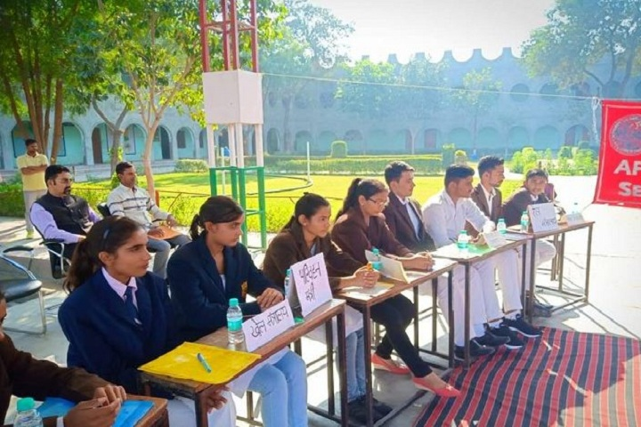 Aryavart High School-Youth Parliament