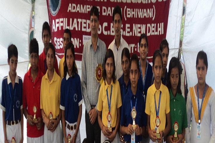 Aryavart High School-Winners