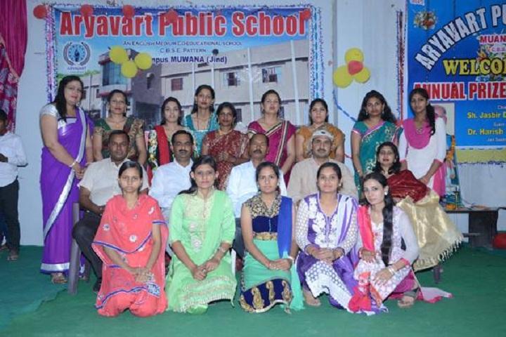 Aryavart Public School-School Staff