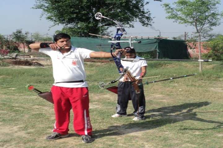 Aryavart Senior Secondary School-Archery coach