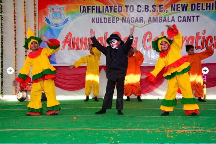 Asa Ram Public School-Activities