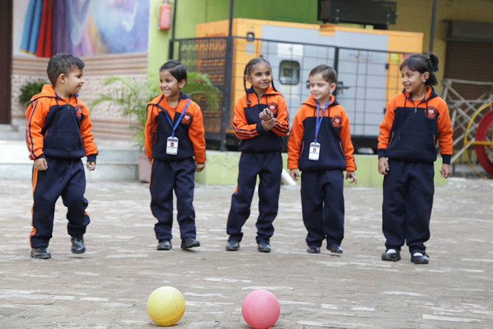 Asa Ram Public School-Activity