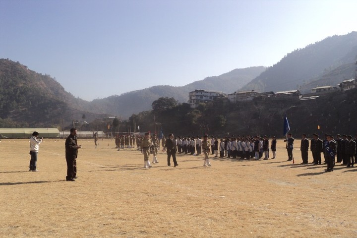 Government Higher Secondary School-Play Ground