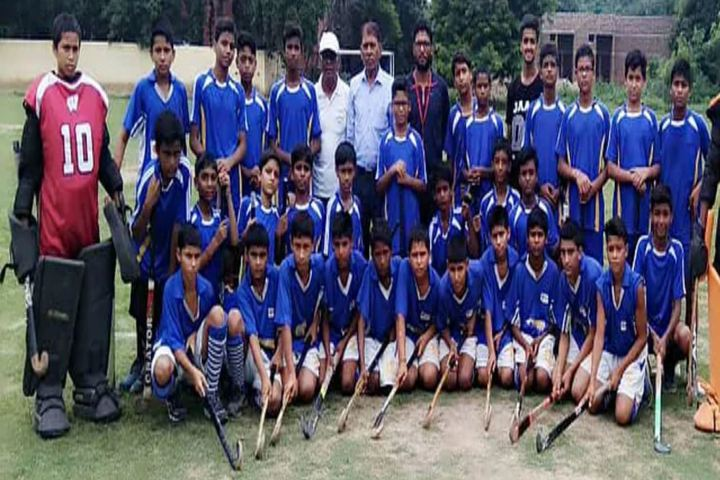 Ashok Memorial Public School-Sports
