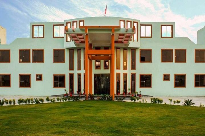 Ashoka International School-Campusview