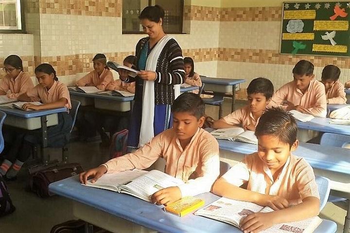Ashoka International School-Classroom