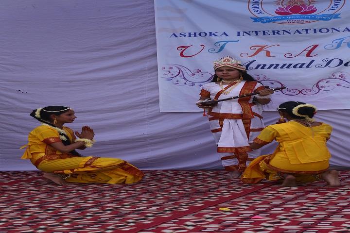 Ashoka International School-Events